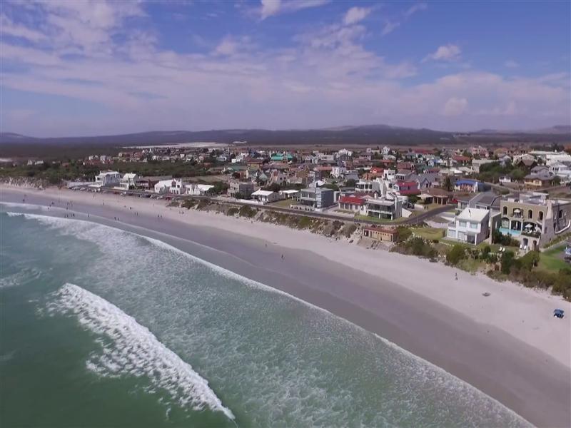 Main Beach From Air