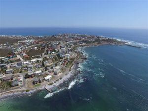 Yzerfontein From Air